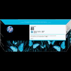 HP C4934A Patron L.Cyan 680ml No.81 (Eredeti)