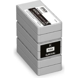 Epson C831 GJIC5K Patron Black 97,8ml (Eredeti)