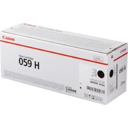 Canon CRG059H Toner Black /EREDETI/ 15,5K