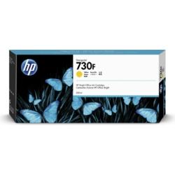 HP 1XB25A Patron Yell 300ml No.730F (Eredeti)