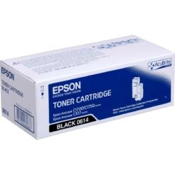 Epson C1700 Toner High Black 2K (Eredeti)