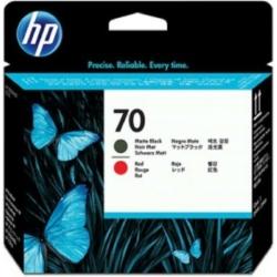 HP CD949A Printhead MBk&Red No.73 (Eredeti)
