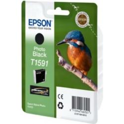 Epson T1591 Patron Black 17ml (Eredeti)
