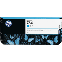 HP C1Q13A Patron Cyan 300ml No.764 (Eredeti)