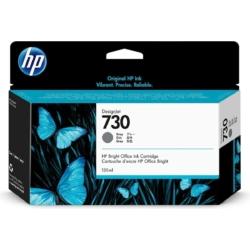 HP P2V66A Patron Gray 130ml No.730 (Eredeti)