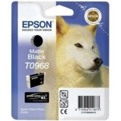 Epson T0968 Patron Matt Black 11,4ml (Eredeti)