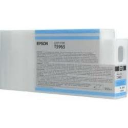 Epson T5965 Patron Light Cyan 350ml (Eredeti)