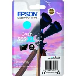 Epson T02W2 Patron Cyan 6,4ml (Eredeti)