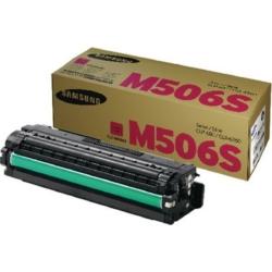 Samsung CLP680A Magenta Toner 1,5k  CLT-M506S/ELS (SU314A) (Eredeti)