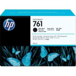 HP CM991A Patron Matte Black 400ml No.761(Eredeti)