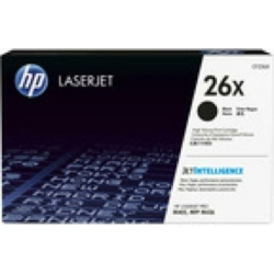 HP CF226X Toner Black 9k No.26X (Eredeti)