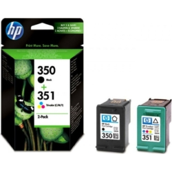 HP SD412EE Patron 2pack No.350/351 (Eredeti)