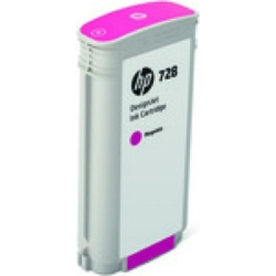 HP F9J66A Patron Magenta 130ml No.728 (Eredeti)