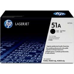 HP Q7551A Toner Black 6,5k No.51A (Eredeti)