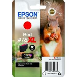 Epson T04F5 Patron Red 10,2ml 478XL (Eredeti)