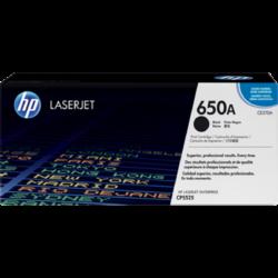 HP CE270A Toner Black 13,5k No.650A (Eredeti)