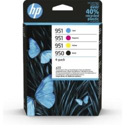 HP 6ZC65AE Patron 4Pack No.950/951 (Eredeti)