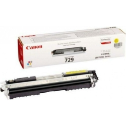 Canon CRG729 Toner Yellow 1K 7010
