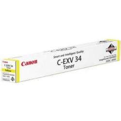 Canon C-EXV 34 Toner Yellow (Eredeti)