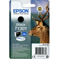 Epson T1301 Patron Black 25,4ml (Eredeti)