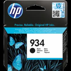 HP C2P19AE Patron Black No.934 (Eredeti)