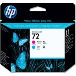 HP C9383A Pr.head Mgnt&Cy No.72 (Eredeti)