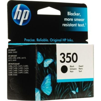 HP CB335EE Patron Black No.350 (Eredeti)