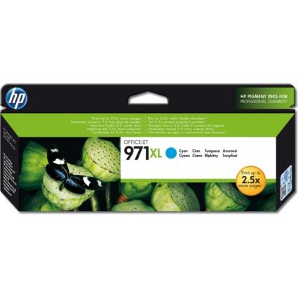 HP CN626AE Patron Cyan 6,6k No.971XL (Eredeti)