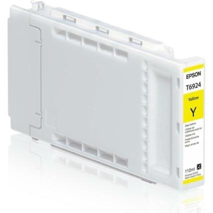 Epson T6924 Patron Yellow 110ml(Eredeti)