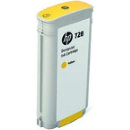 HP F9J65A Patron Yellow 130ml No.728 (Eredeti)