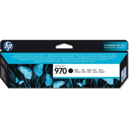 HP CN621AE Patron Black 3k No.970 (Eredeti)