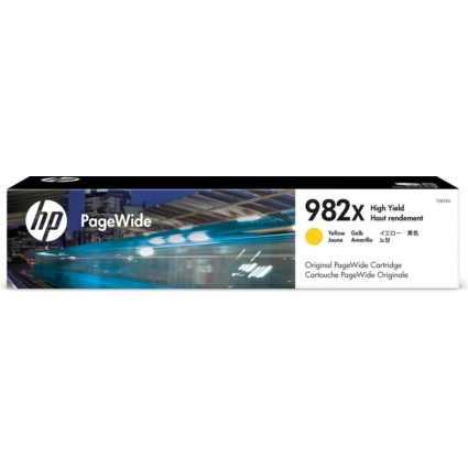 HP T0B29A PageWide Yellow 16k No.982X (Eredeti)