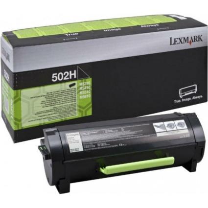 Lexmark MS310/410/510/610 High Return Toner 5K (Eredeti) 50F2H00