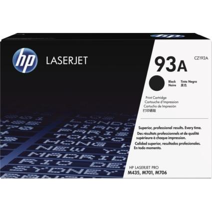 HP CZ192A Toner Black No.93 (Eredeti)