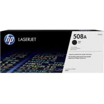 HP CF360A Toner Black 6k No.508A (Eredeti)