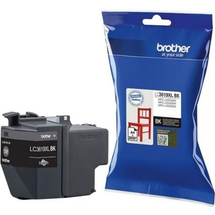 Brother LC3619XLBK tintapatron (Eredeti)