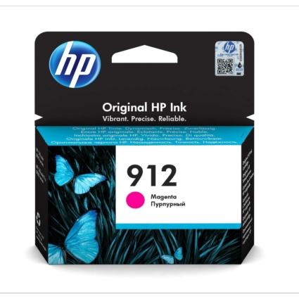 HP 3YL78AE Patron Magenta No.912 (Eredeti)