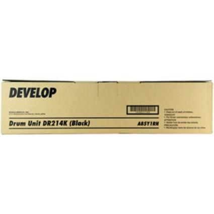 Develop ineo+227/287 Drum Unit BK DR214K (Eredeti)