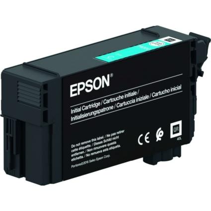 Epson T40D2 Patron Cyan 50ml (Eredeti)