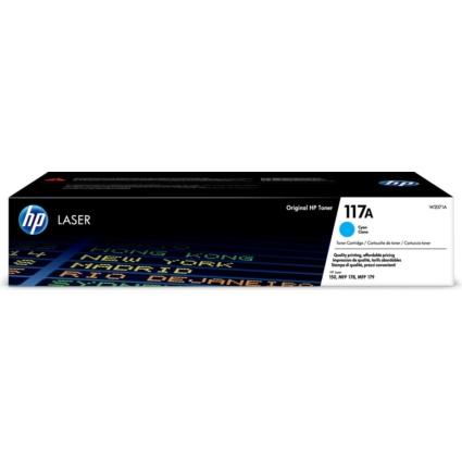 HP W2071A Toner Cyan 0,7k No.117A (Eredeti)