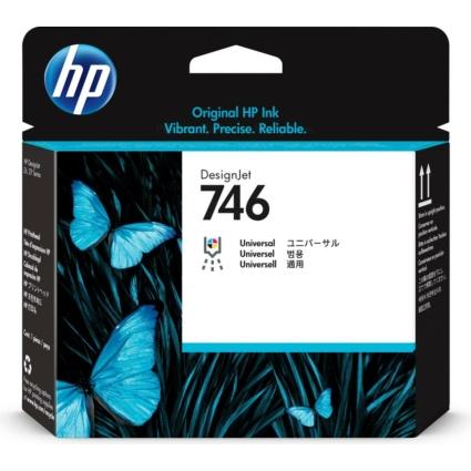 HP P2V25A Pr.head Bk. No.746 (Eredeti)