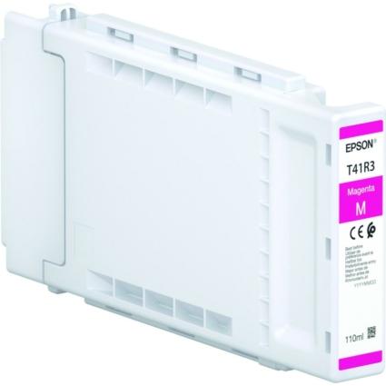 Epson T41R3 Patron Magenta 110ml (Eredeti)