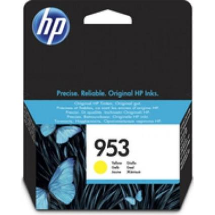 HP F6U14AE Patron Yellow No.953 (Eredeti)