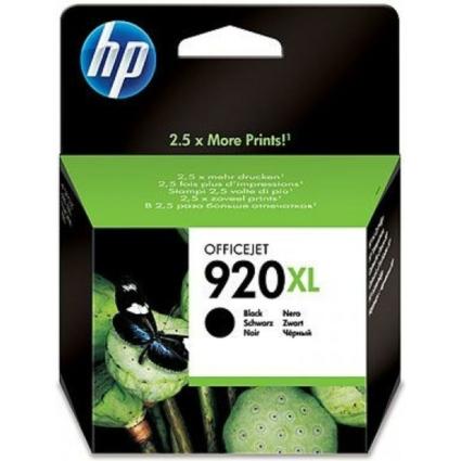 HP CD975AE Patron Black No.920XL (Eredeti)