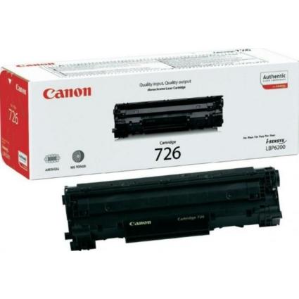 Canon CRG726 Toner 2,1K LBP6200