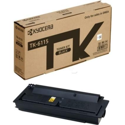 Kyocera TK-6115 Toner  (Eredeti)
