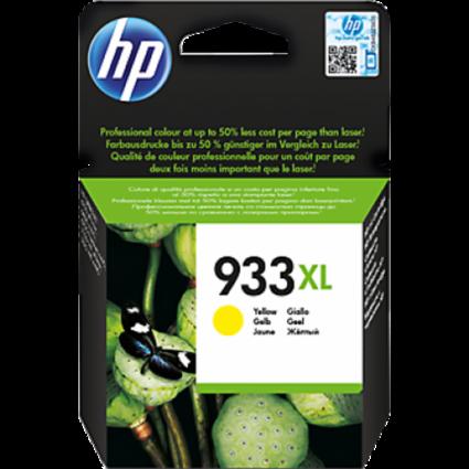 HP CN056AE Patron Yellow HPNo.933XL (Eredeti)