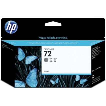 HP C9374 Patron Gray 130ml No.72 (Eredeti)