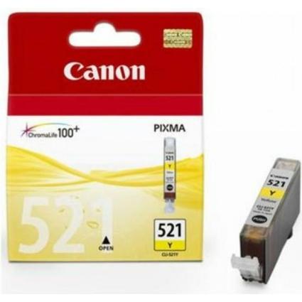 Canon CLI521 Patron Yellow