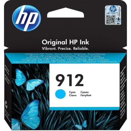 HP 3YL77AE Patron Cyan No.912 (Eredeti)